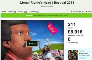 kickstarter lionel