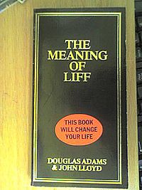 Meaning of Liff book
